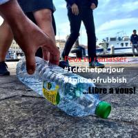 """Plus Belle la VIe, Comment le phénomène """"1 déchet par jour"""" débarque dans Plus Belle la Vie, Made in Marseille"""