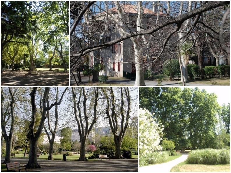 parc bortoli, Découvrez le parc Bortoli dans le quartier de Sainte-Anne, Made in Marseille