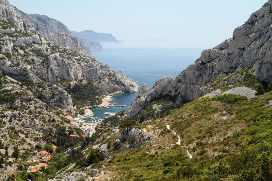 Itinéraire de balade à la calanque de Morgiou | Made in Marseille