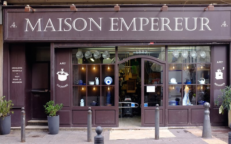 Maison Empereur, la plus ancienne quincaillerie de France est à