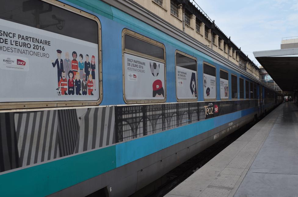 , La Région lance l'ouverture à la concurrence du TER Marseille-Nice, Made in Marseille