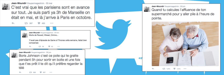 Rencontre Avec Le Marseillais Le Plus Drole Du Monde Sur Twitter Jean Moundir Made In Marseille