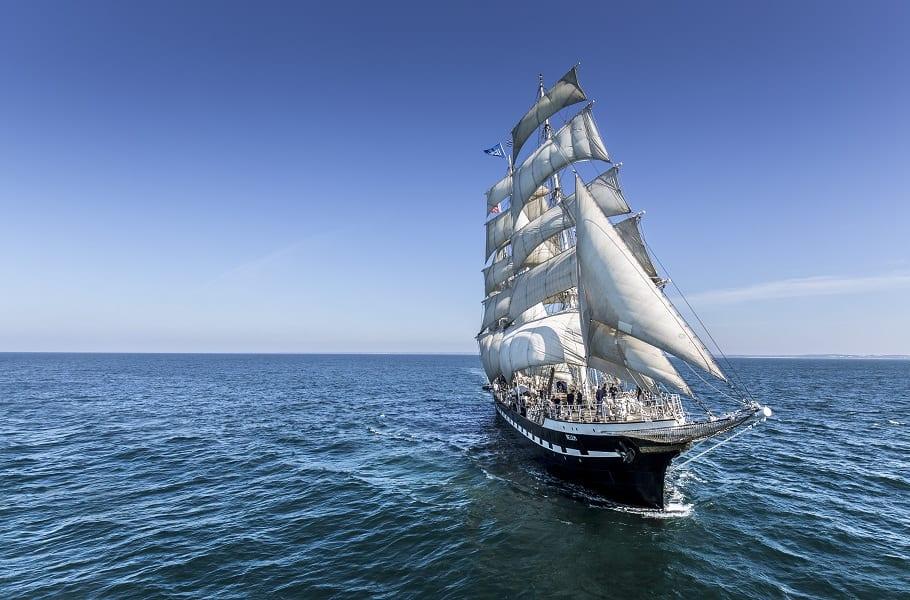 , À cause du vent, le Belem en escale à Marseille ne peut être visité, Made in Marseille