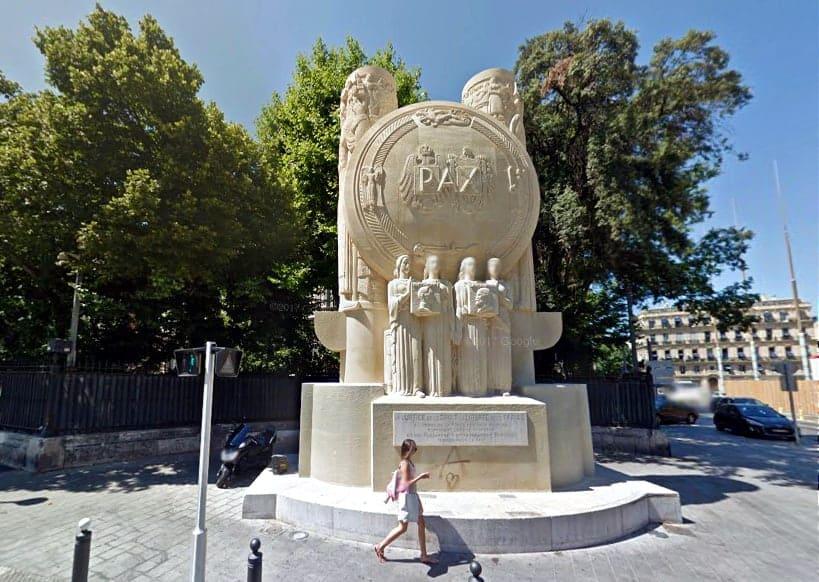 , Connaissez-vous le monument au Roi Alexandre 1er et Louis Barthou, rue de Rome ?, Made in Marseille