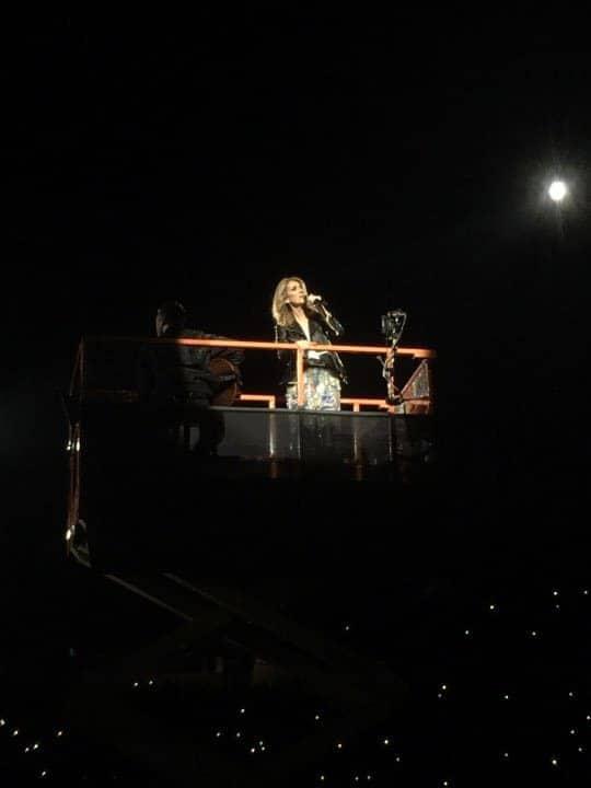 , Vidéo – Céline Dion en concert à l'Orange Vélodrome de Marseille, Made in Marseille