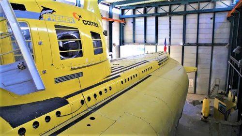 , De Cousteau à la Comex : le SAGA, un sous-marin marseillais, Made in Marseille