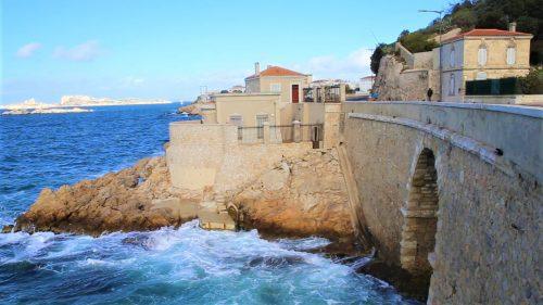 marégraphe, Les secrets du marégraphe sur la Corniche, Made in Marseille