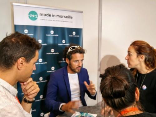 , Vivez le Salon des Entrepreneurs en Live sur le plateau vidéo made in marseille, Made in Marseille