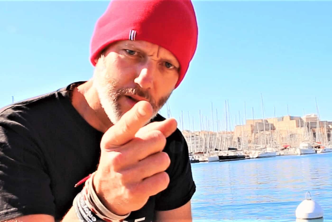 , Marseillais – Eddie, l'écolo british qui veut rendre Marseille plus propre, Made in Marseille