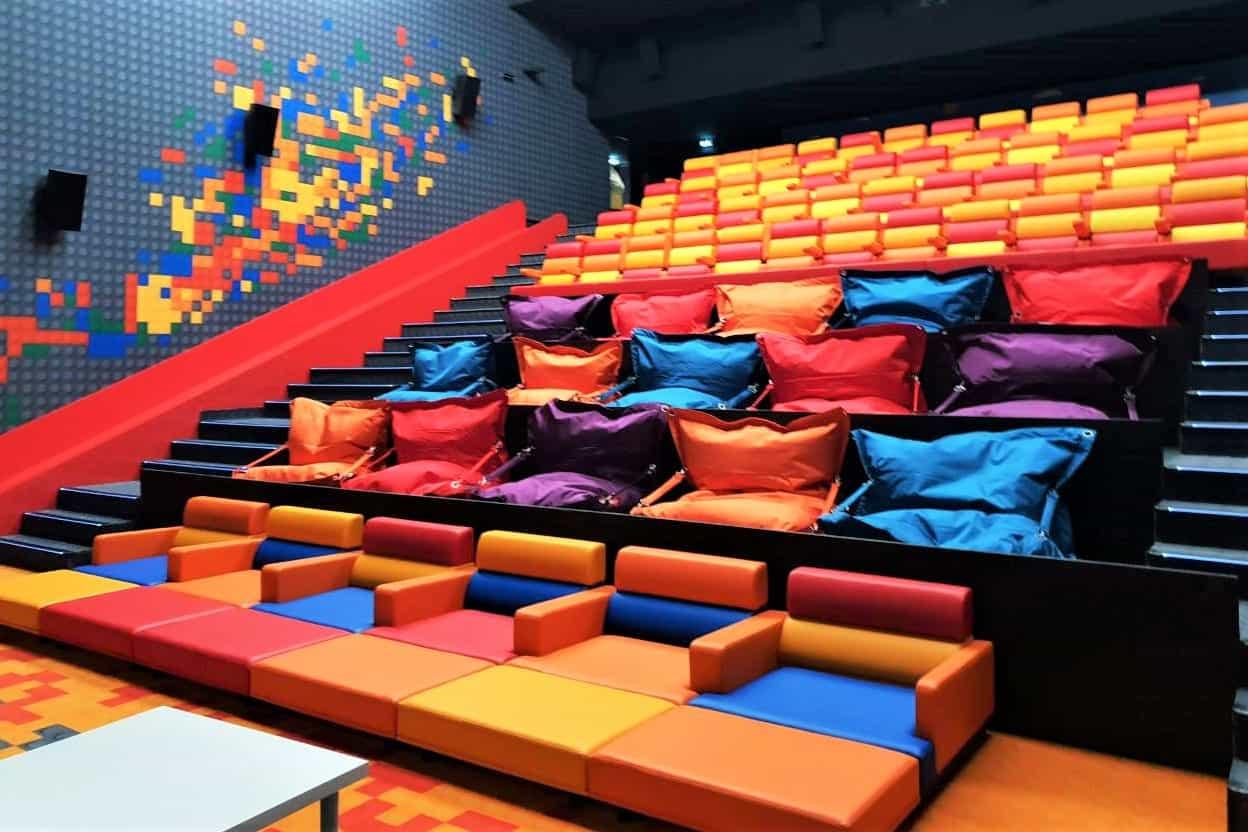 Mulitplexe Europacorp : le nouveau cinéma de la Joliette en vidéo