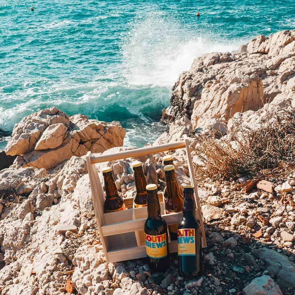 , SouthBrews, la bière sans alcool artisanale brassée à Marseille, Made in Marseille