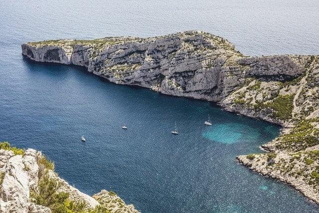 , La CMA CGM s'engage pour la protection du Parc national des Calanques, Made in Marseille