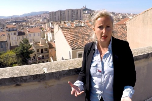 , #MARSEILLAIS – Daphné Charveriat fait bouger Marseille dans tous les sens, Made in Marseille