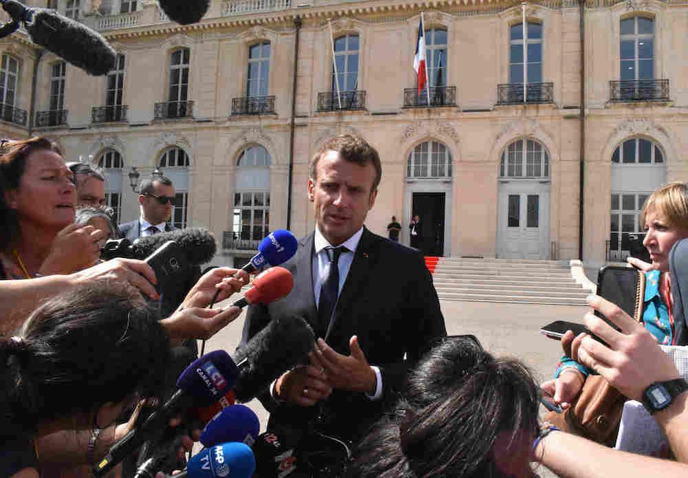 """, """"Restez chez vous"""", Macron demande aux Français de limiter les déplacements, Made in Marseille"""