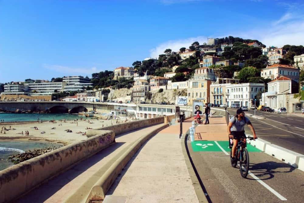 , La Fête du vélo pour inaugurer la piste cyclable sur la Corniche, Made in Marseille