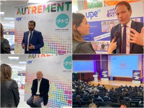 , En vidéo, le Forum des entrepreneurs de l'Upe 13 marque la rentrée économique, Made in Marseille
