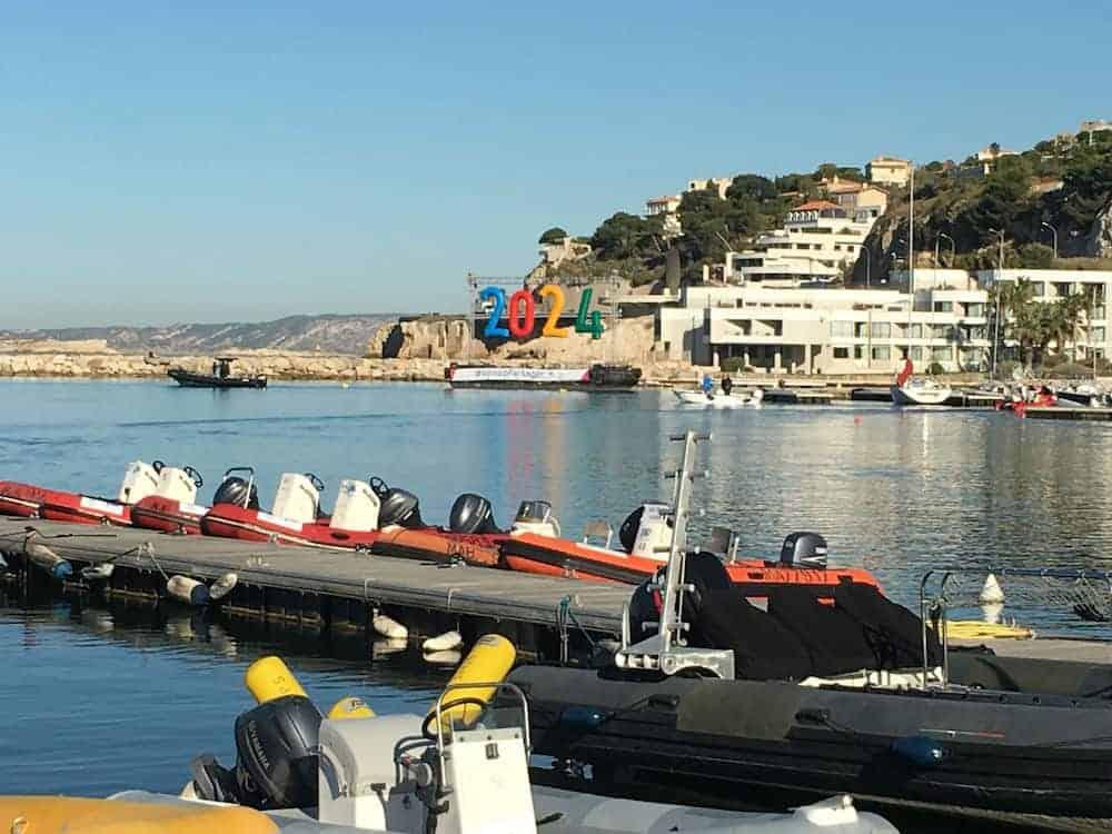 , Vers un projet de marina olympique plus écologique au Roucas Blanc, Made in Marseille
