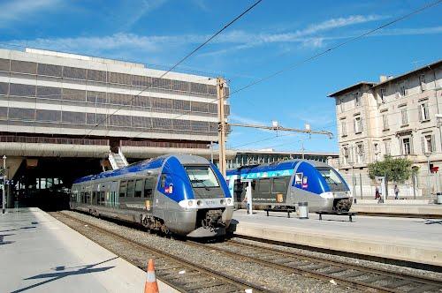 , Le nouveau pôle multimodal de Gardanne relance la ligne Marseille-Gardanne-Aix, Made in Marseille