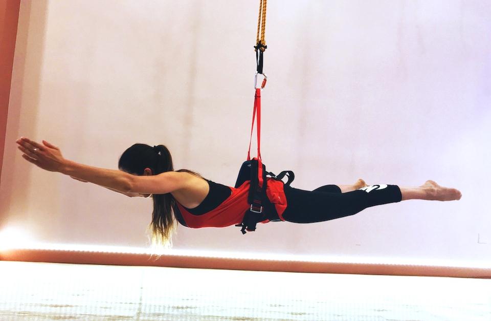 , Vidéo – Unique en France : découvrez le bungee, la nouvelle discipline qui réinvente le fitness, Made in Marseille