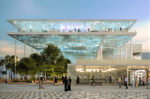 , Une agence marseillaise réalise le pavillon français de l'exposition universelle de Dubaï, Made in Marseille