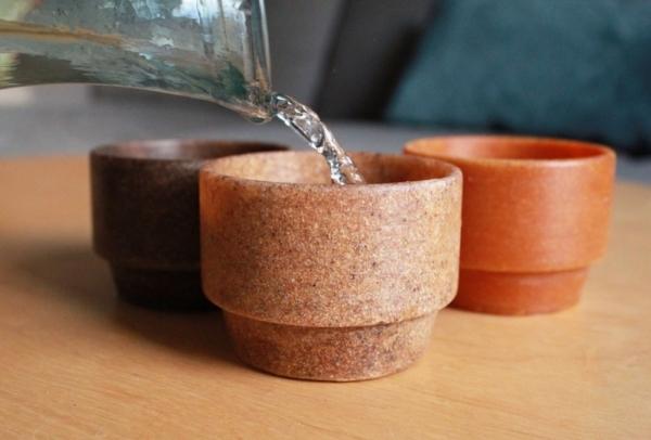 , Une jeune Allaudienne crée Bajak, la tasse à café à croquer, Made in Marseille
