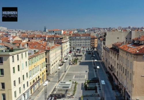 """, Diaporama et vidéo """"Silence, Marseille Confine – by Drone-Pictures"""", Made in Marseille"""