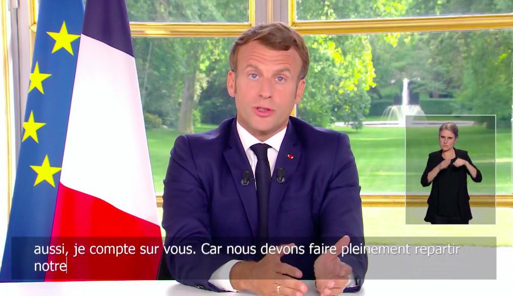 , Macron annonce la réouverture des frontières européennes dès demain, Made in Marseille