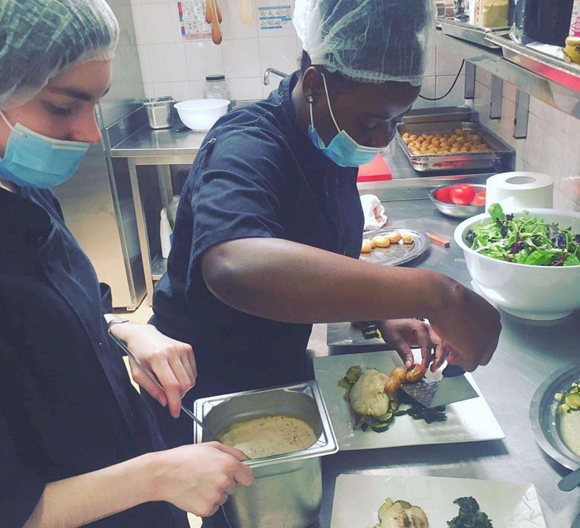 , Le Grand Pin, un restaurant pédagogique pour la réinsertion des jeunes en difficulté, Made in Marseille