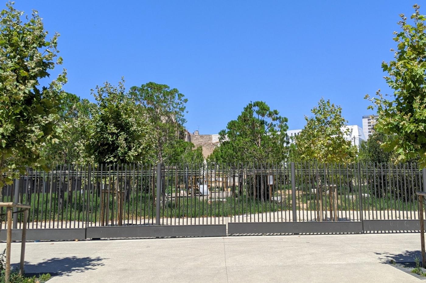 , Le parc de la Porte d'Aix devrait ouvrir dans « la seconde partie de juillet », Made in Marseille