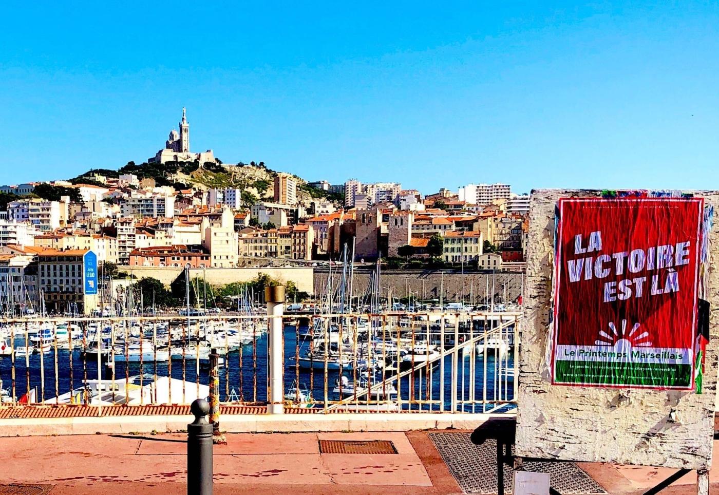 , Audit financier, écoles, logement : l'été s'annonce studieux pour la nouvelle équipe municipale, Made in Marseille