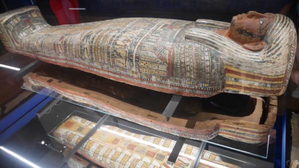 , L'exposition aixoise « Pharaon, Osiris et la Momie » est prolongée jusqu'en septembre, Made in Marseille