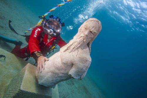 , Les premières images du musée subaquatique de Marseille, Made in Marseille