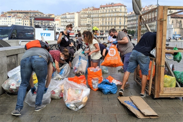 , Gagnez vos places pour le concert de Kungs en ramassant des déchets ce week-end, Made in Marseille