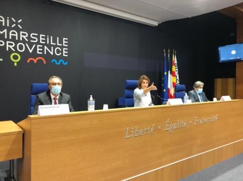 , A la Timone, Olivier Véran promet 17 millions d'euros pour les hôpitaux de Marseille, Made in Marseille