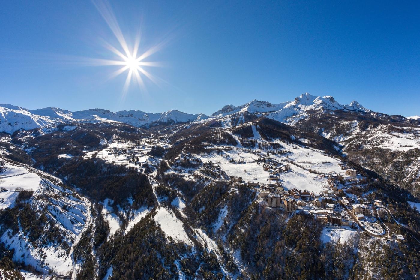 , Dans les Alpes du Sud, des sports d'hiver ludiques et plus responsables, Made in Marseille