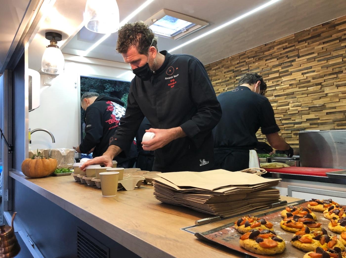 , Marseille : Ouverture d'un nouveau food truck gastronomique signé Alexandre Mazzia, Made in Marseille
