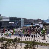 Marseille, Marseille accueillera la voile et le foot pour les JO 2024 aux côtés de Paris, Made in Marseille