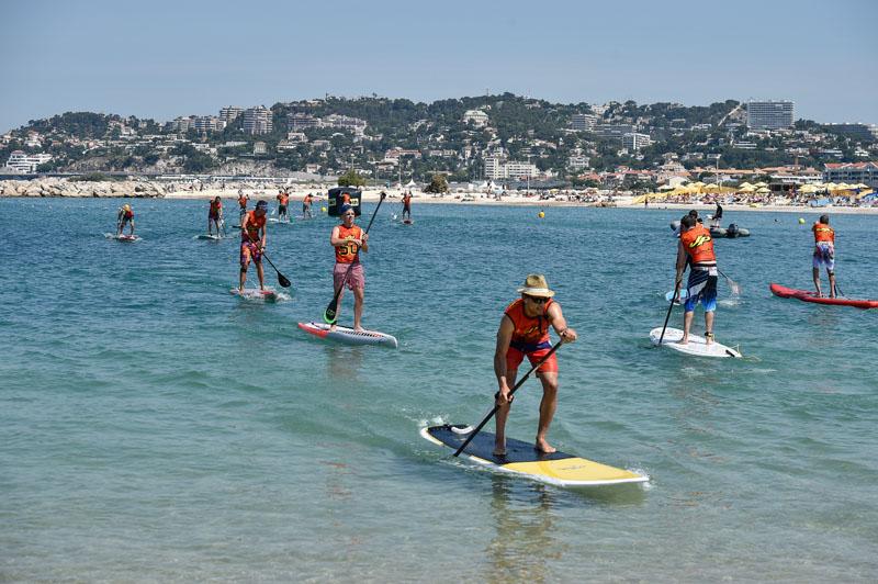 , Kayak-paddle, beach tennis… Des cours de sport gratuits dans les 6-8 dès le 10 mai, Made in Marseille